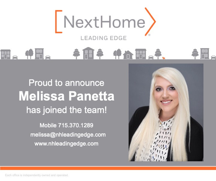 Welcome Melissa